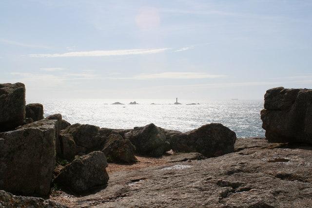 Rod Allday / Cliff top below the old Coastguard Lookout on Pedn-men-du